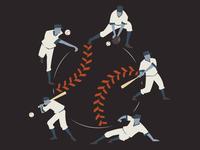 Baseball Dribbble