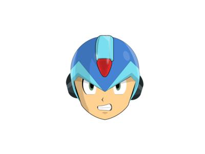 Mega Man X illustration