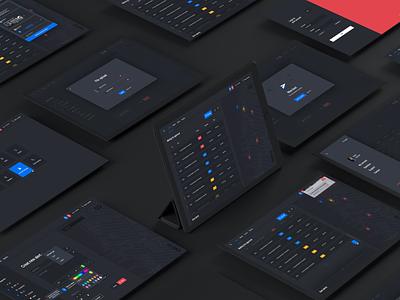 Alert System designinspiration flat web creative branding menu app ux design ui