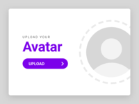 Upload your avatar modal