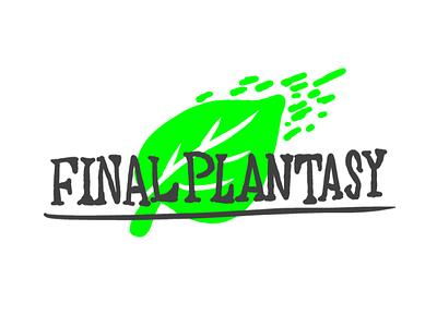 Final Plantasy Logo (~2013)