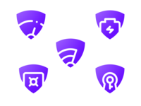 PSafe DFNDR Icon Suite