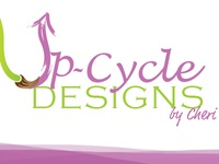Up-Cycle Designs Logo & Business Card