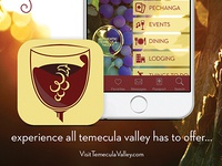 Wine Country App Promotion