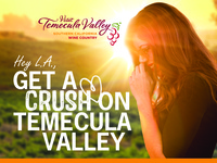 Temecula Valley CRUSH Contest Flyer