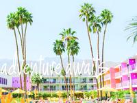 Retreat Postcard Design