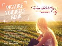 Temecula Wine Magazine Ad