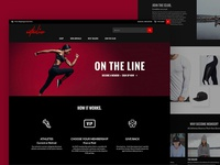 Sports Clothing Line Store