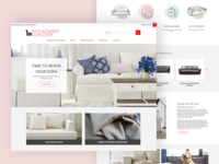 Replacement Slipcovers - Homepage
