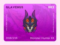 Monster Hunter XX Glavenus