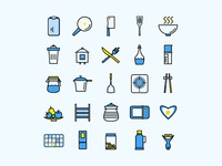 About kitchen icon