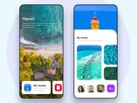 Simple Travel App