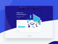 Affiliate Network Login Page