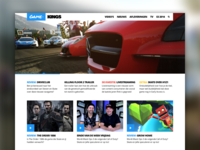 GameKings.tv redesign