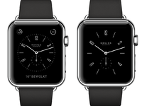 Apple watch mockup big