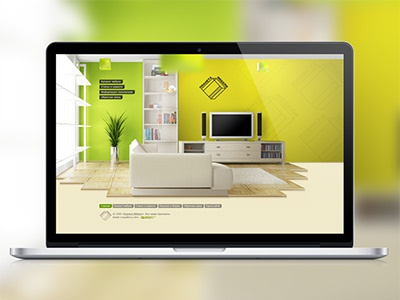 Furniture Planet ui design ecommerce