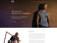 Personal trainer v1b