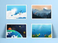 World Illustrations