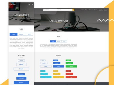 Listed - Elements Page - p1