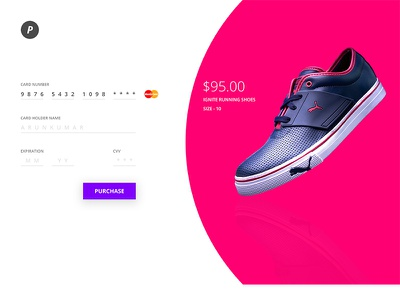 credit card checkout e-commerce purchase day2 challenge dailyui product checkout credit card