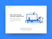 Designaren Website