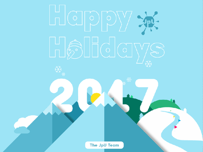 Jpu Happy Holidays happy holidays xmas greeting card psd christmas