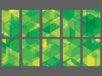Hex patterns