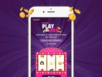 Play and Earn game