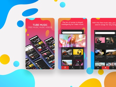 Free Music App - Google Play Screenshots
