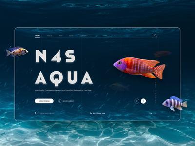 N4S AQUA | Header