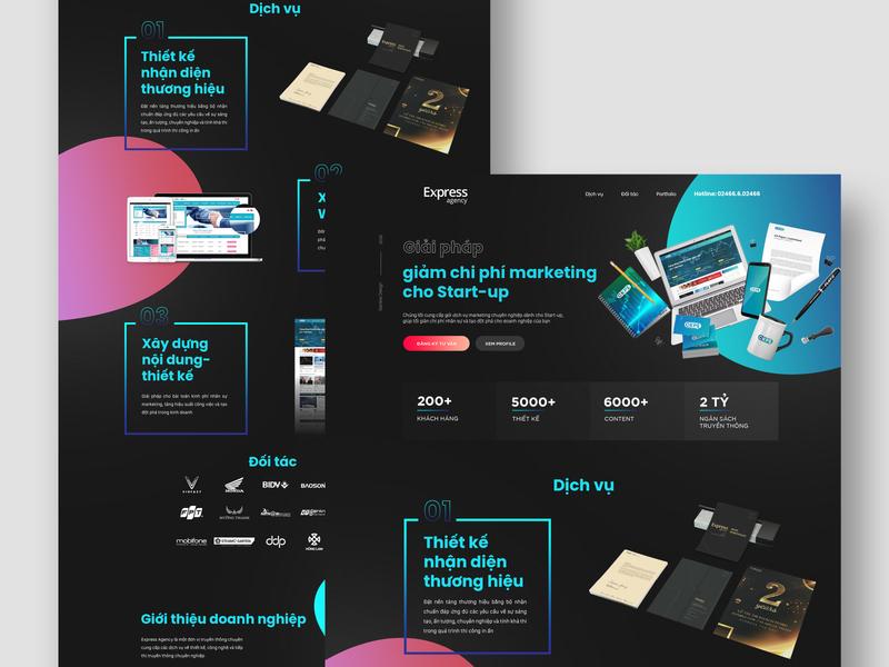 Landing page UI design landingpage uidesign design ui