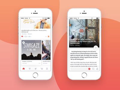 Mofiin App Redesign ios redesign ux ui app