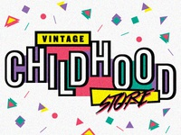 Vintage Childhood Store logo