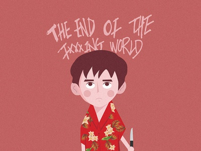 James- The end of the fxxxking world