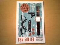 Ben Sollee Full Print