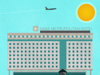 Lisbon Sana Metropolitan Hotel