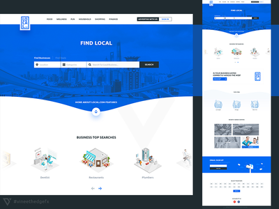 Local.Com Webdesign