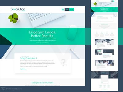 Emailution Webdesign