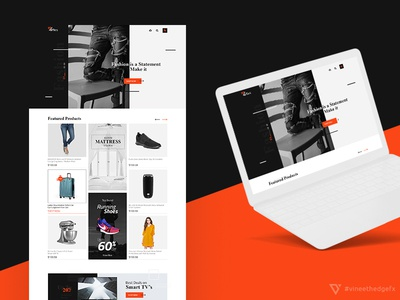 10offers Shopping Web Design