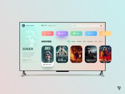 TV UI