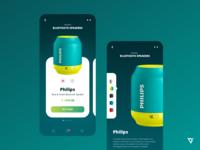 Speaker Shopping App
