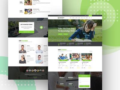 Eduvision - Ultimate Education WordPress Theme