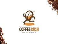 Coffee Rush Logo