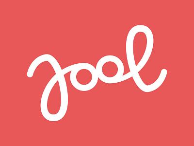Logo for Jool branding logo