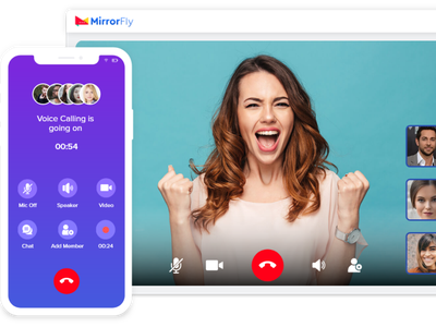 Video Calling App design chat app chat app