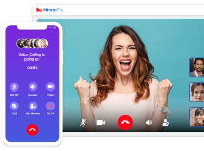 Video Calling App design chat app chat app