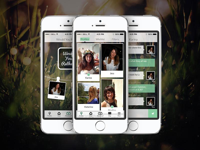 Dattch app green