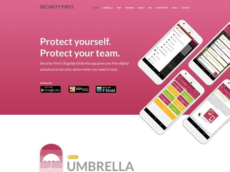 Umbrella aug18