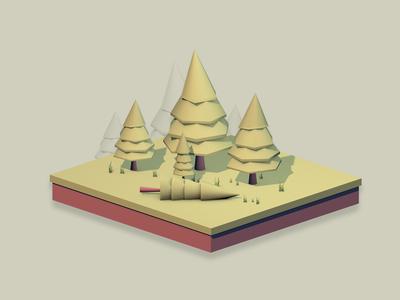 Tree style #1