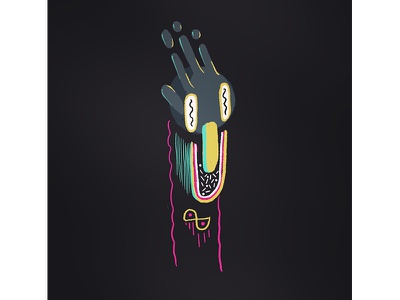 Creator animation illustration drawing design